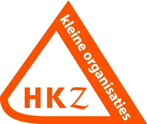Logo HKZ kleine organisaties